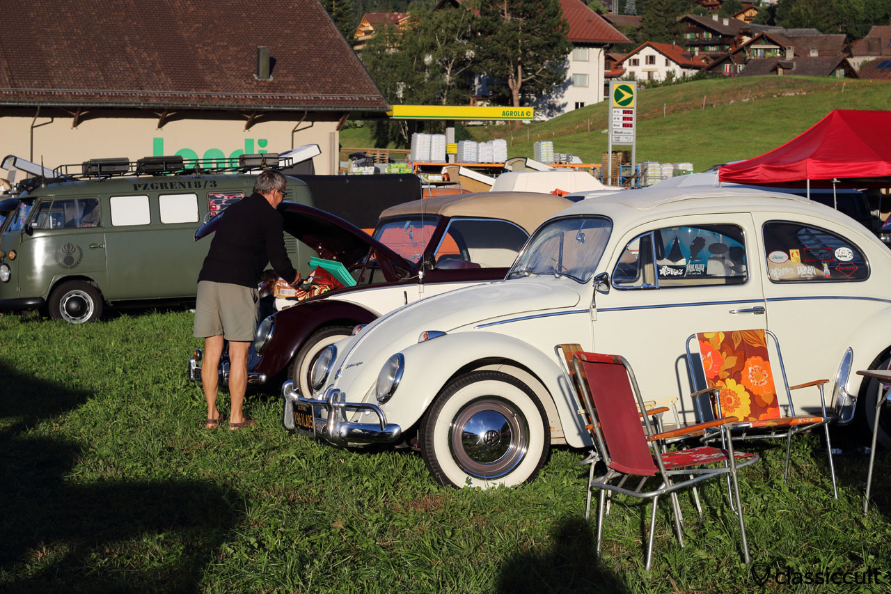 VW Beetle and Hebmüller