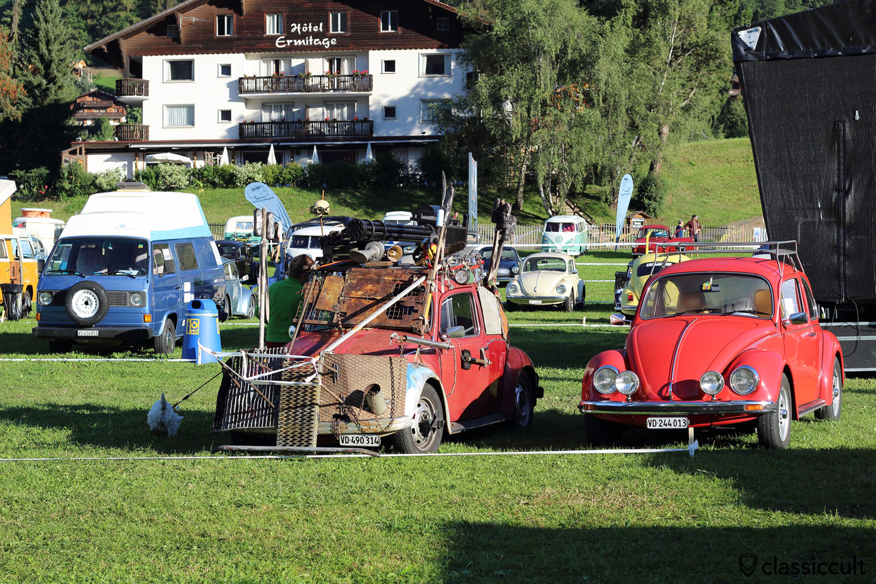 Mad Max style VW Beetle