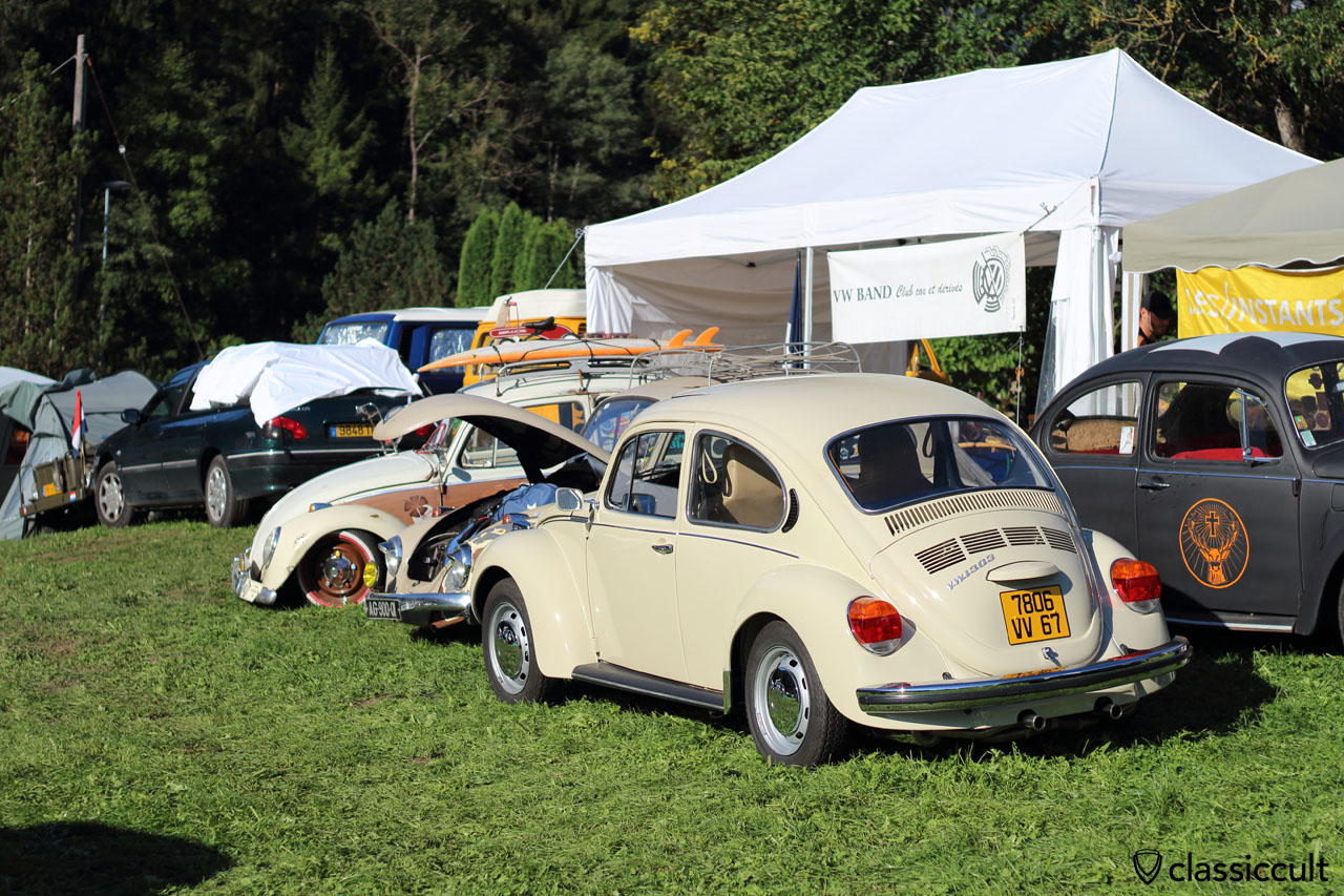 VW BAND Club Cox