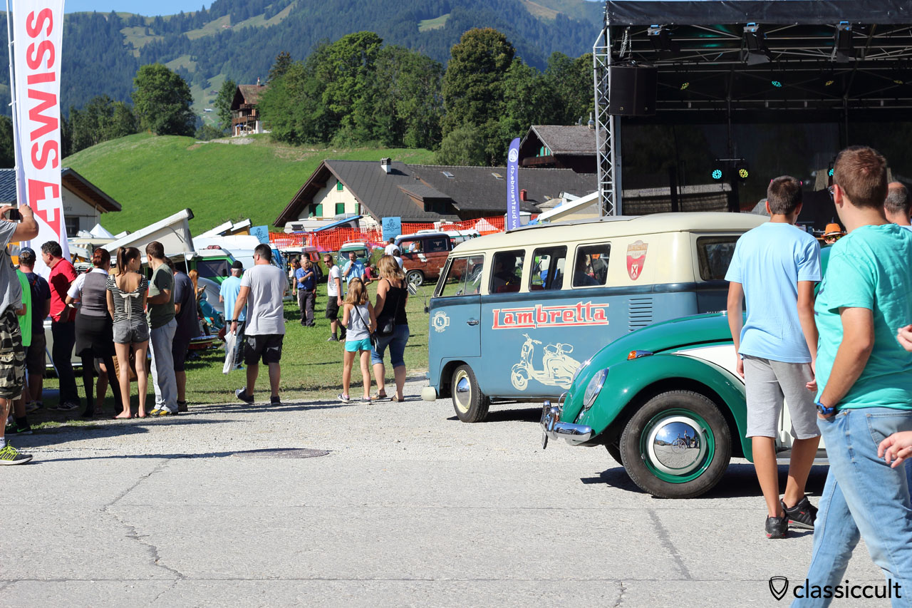 Lambretta VW T1 Bus