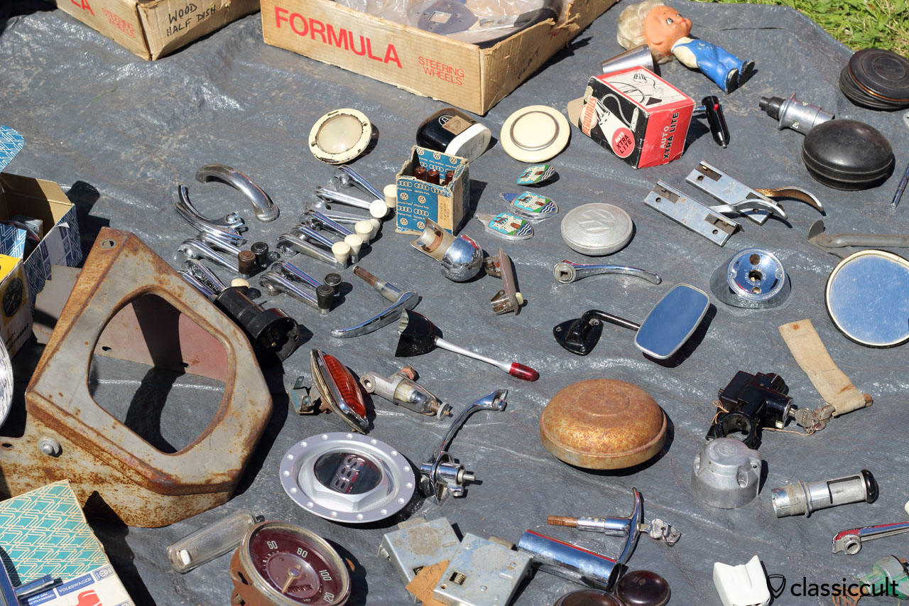 vintage VW parts for sale