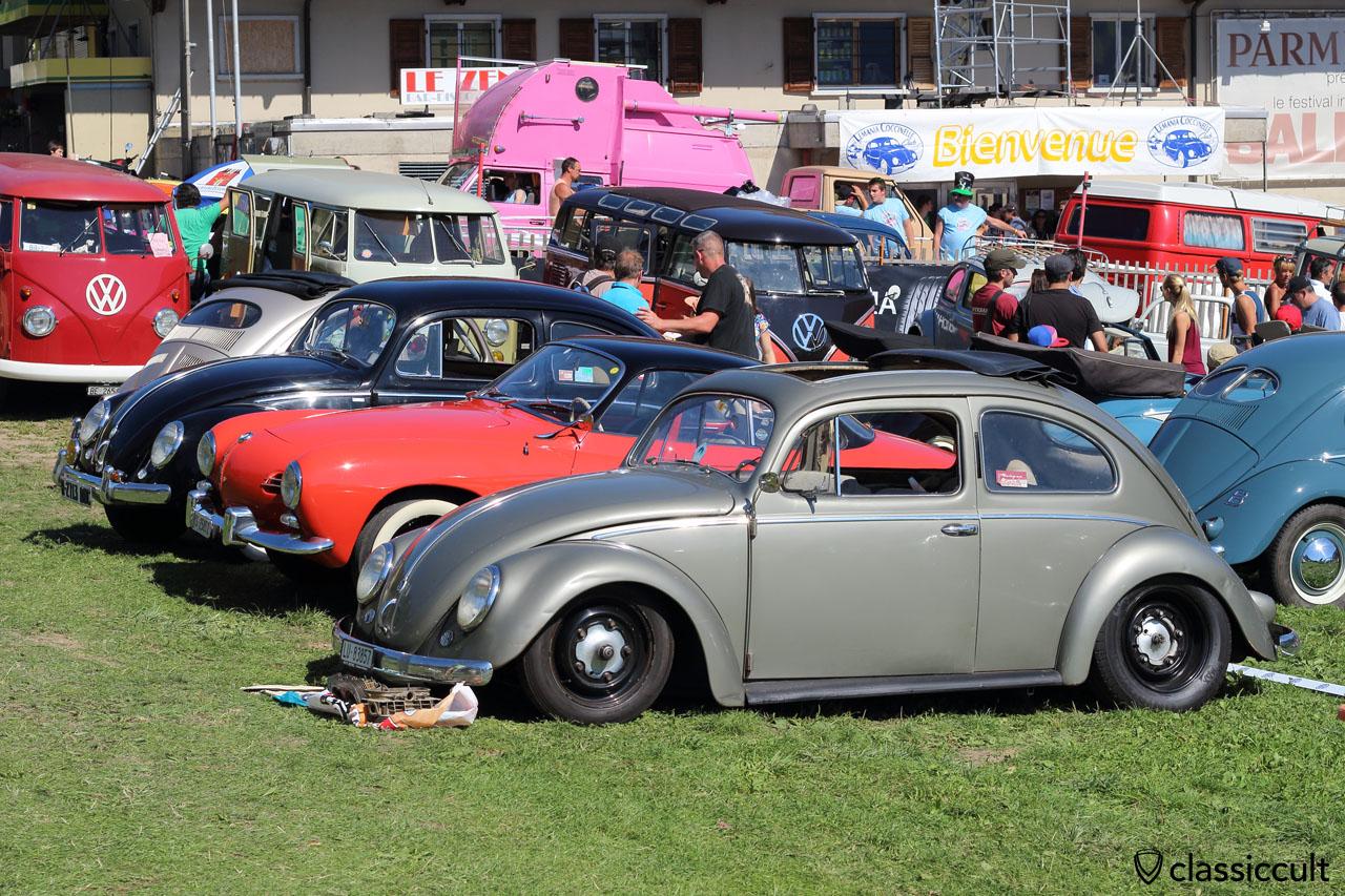 Ragtop VW Bug