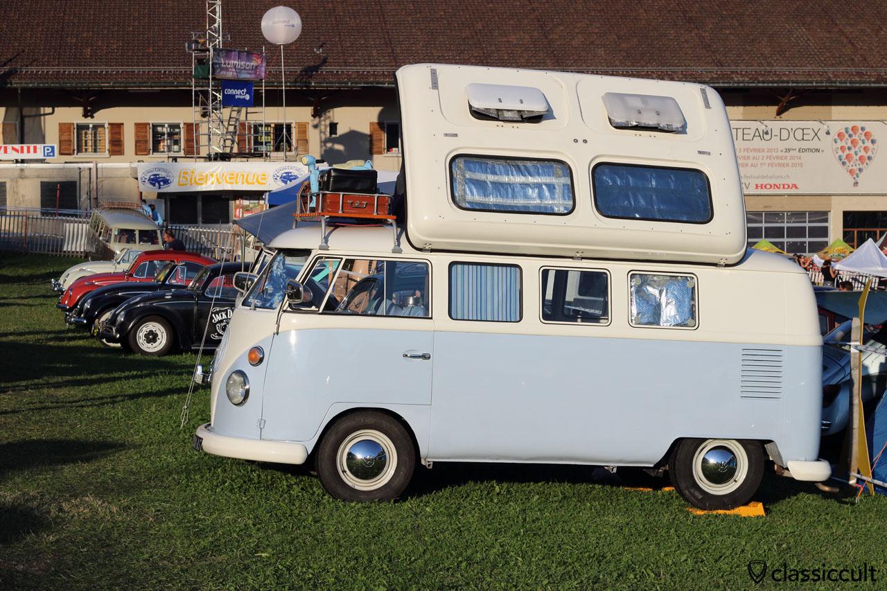 VW Dormobile Camper