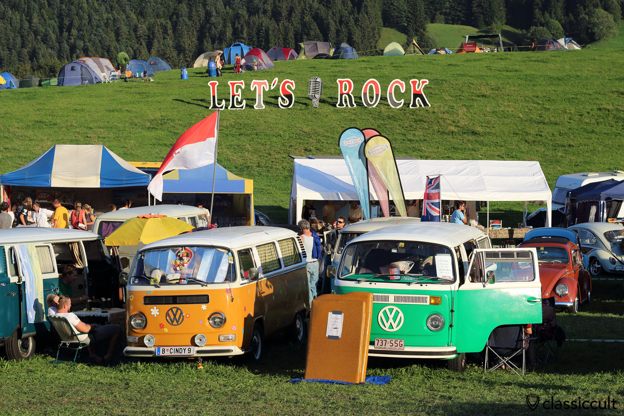 Château-d'Oex, Swiss VW Meeting 2015