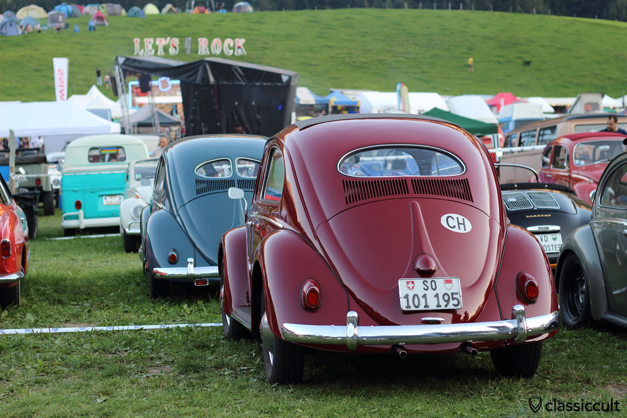 VW Oval, Meeting int. VW Château-d'Oex 2015