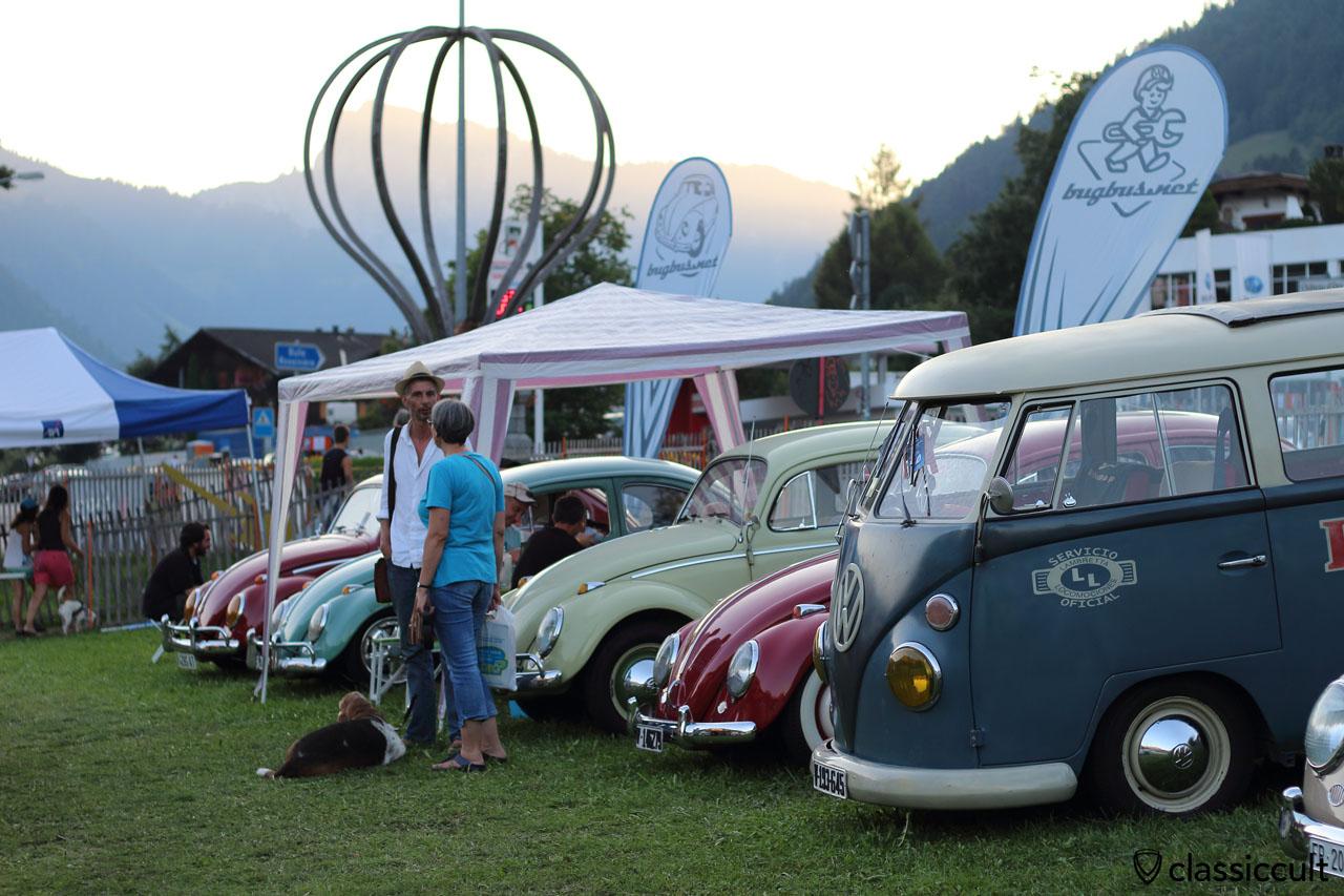 #19 VW Meeting Château-d'Oex 2015
