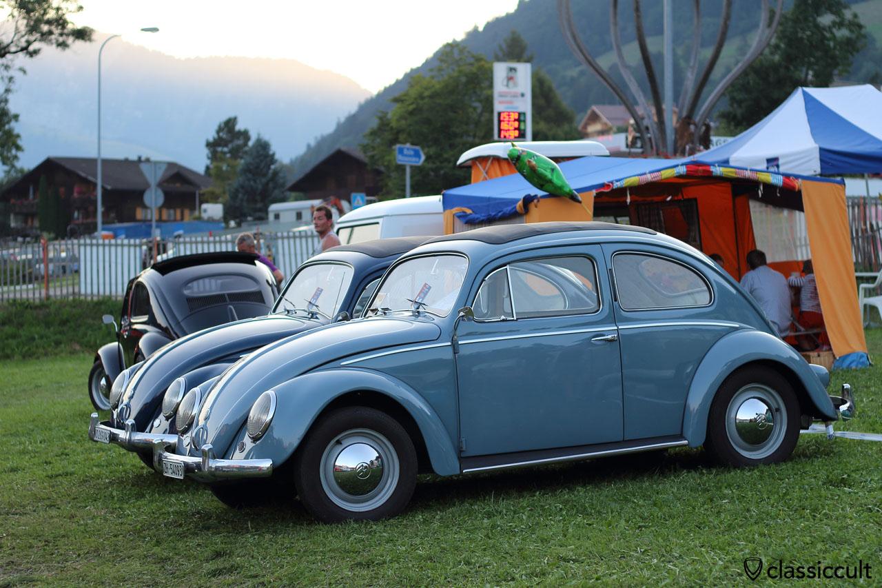 Meeting VW Château-d'Oex 2015