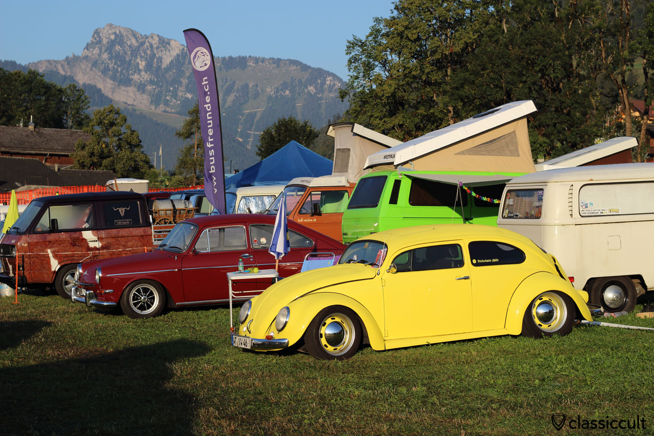 Top Chop VW Beetle from Germany