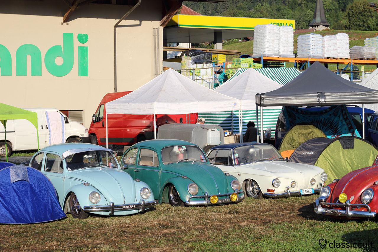Château-d`Oex #19 VW Show