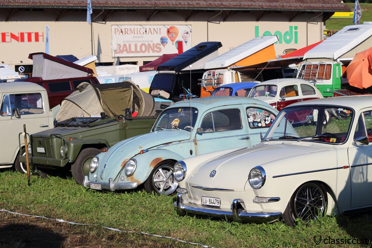 VW meeting Château-d'Oex 2015
