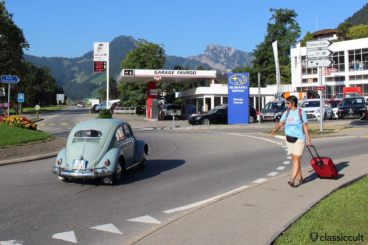 Goodbye Château-d`Oex #19 VW Meeting