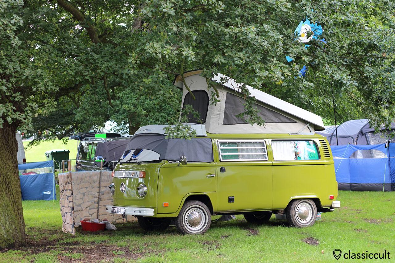 T2 Westfalia Camper