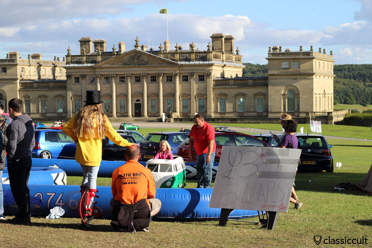 Kids T1, VW Festival 2015, Harewood House