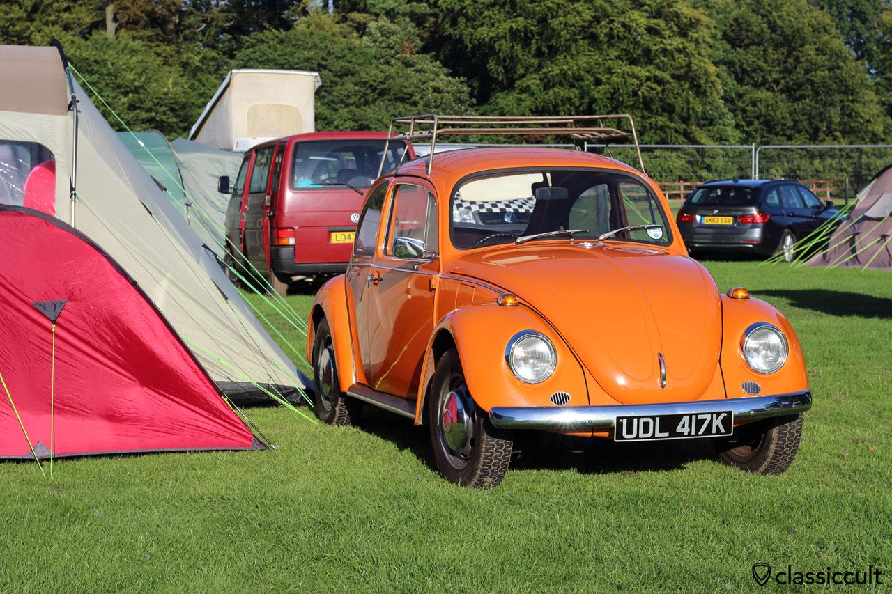 Standard VW Beetle