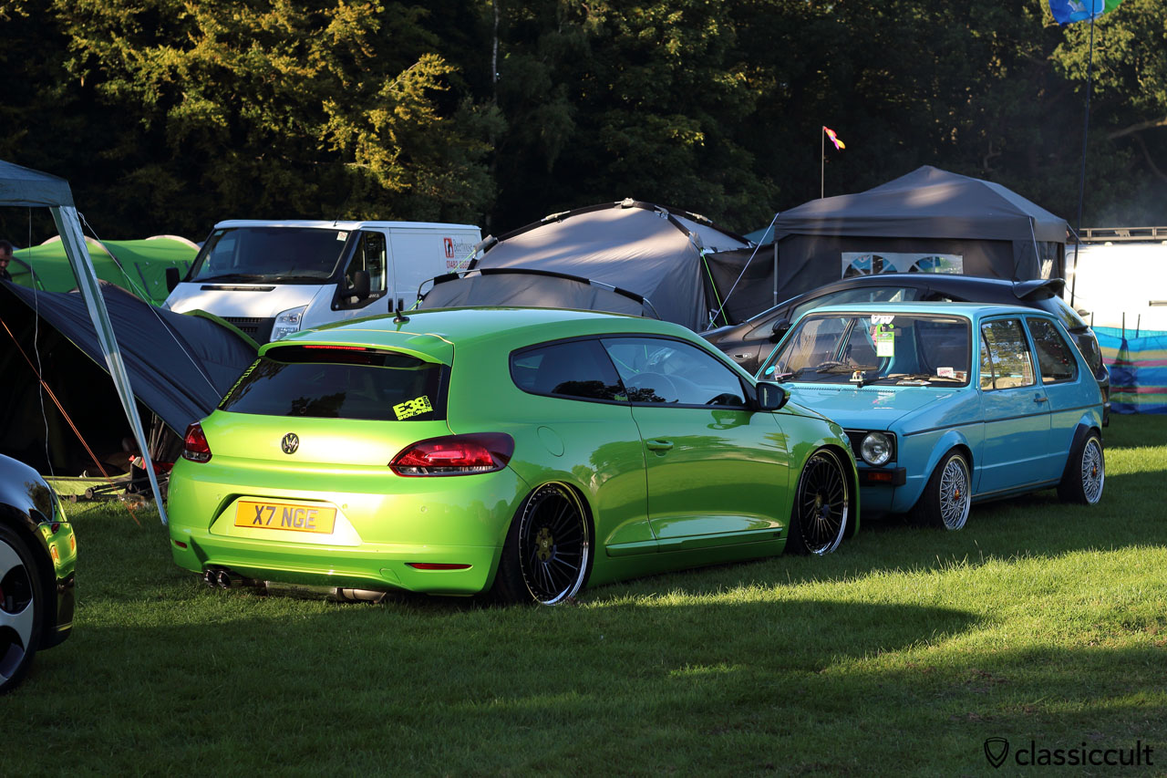 Golf MK1 and MK6