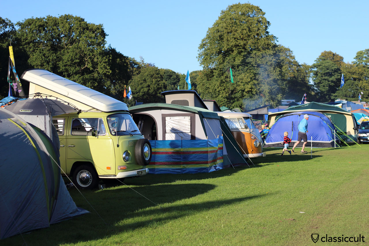 Campground, VW Festival Leeds 2015