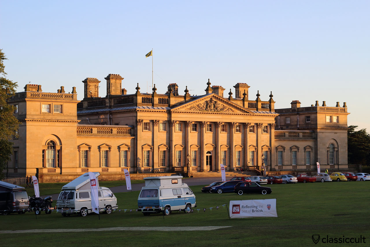VW Fest 2015, Harewood House, Leeds, UK, 8:01 p.m.