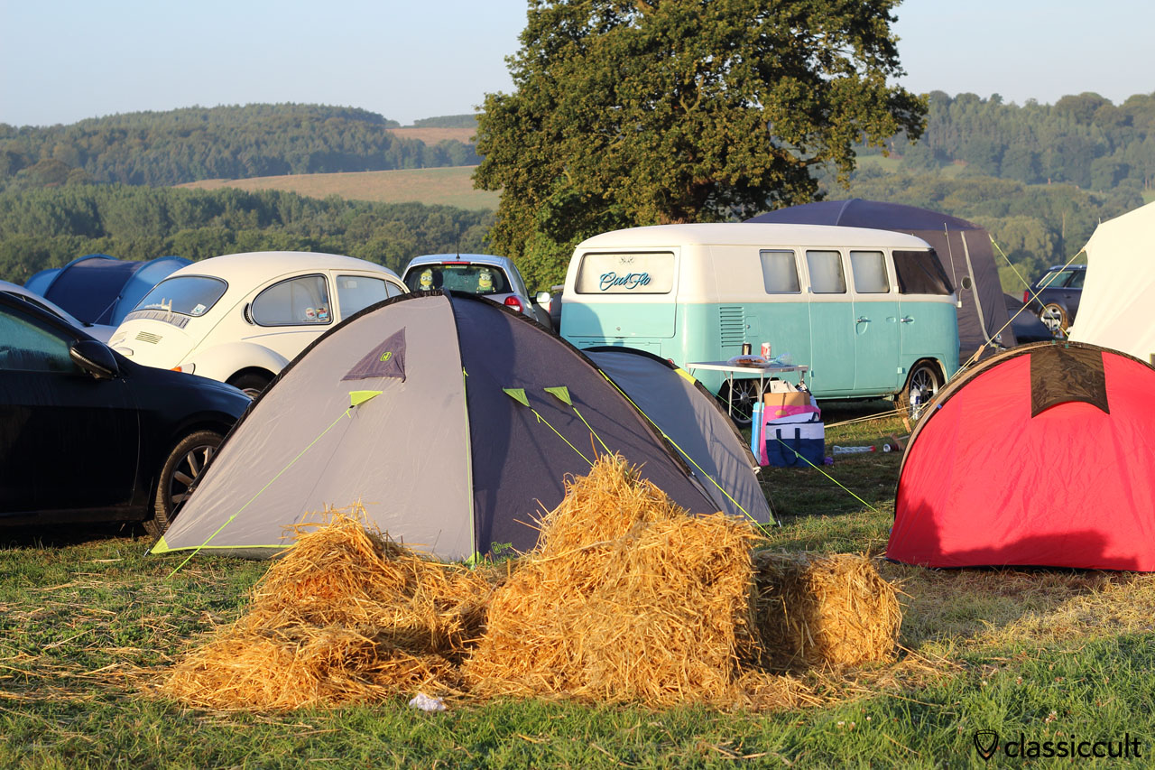 Camping at VW Festival #11