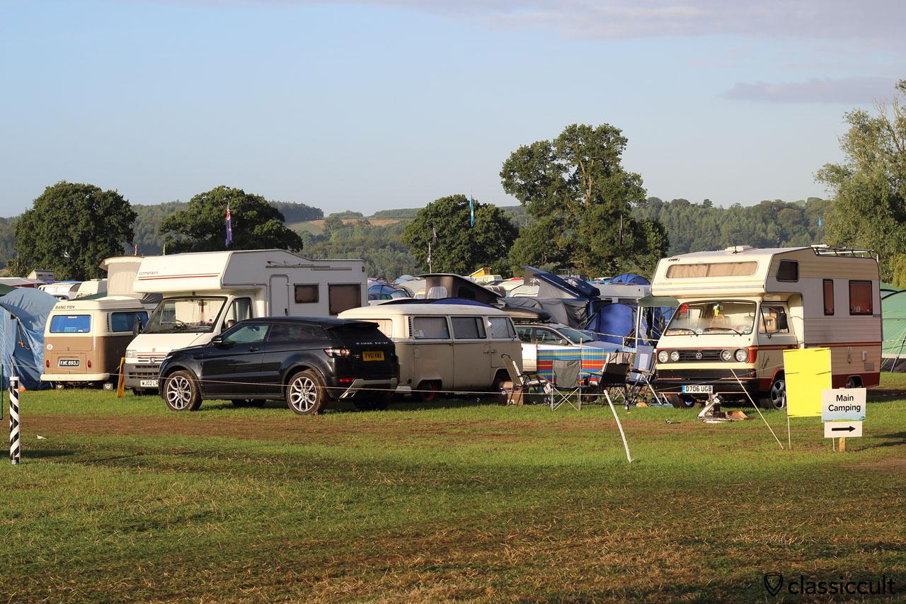 VW Festival Camping 2015