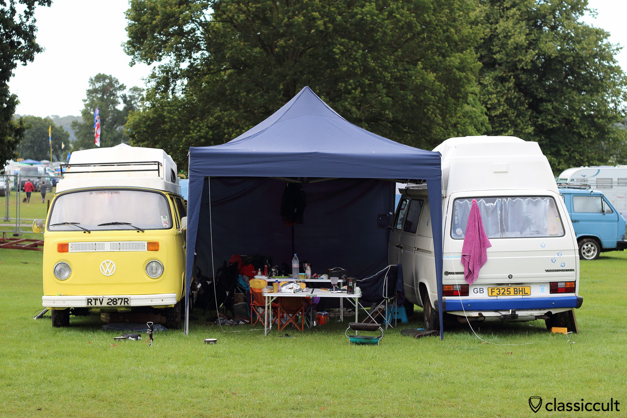 T2 and T3 Camper