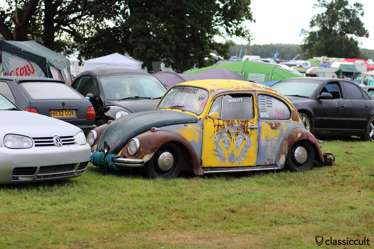 dubratz VW Beetle, built, not bought, yes, looks like that