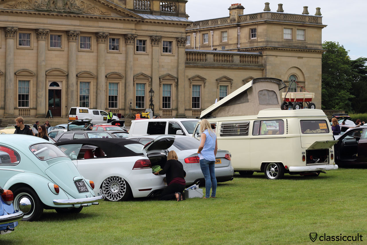 VW Beetle, Golf MK6 Cabrio, Audi, T2 Westy