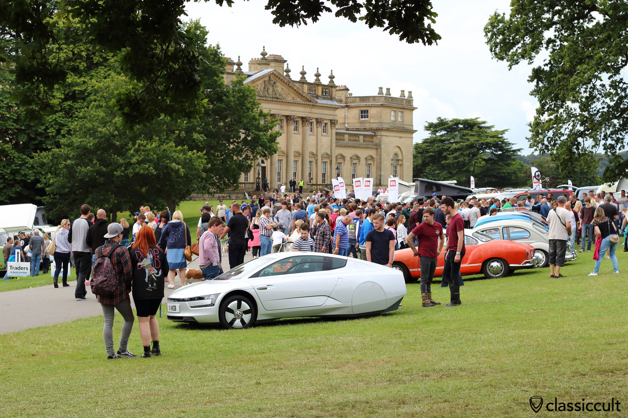 VW Festival, Harewood House, Leeds, UK, 2015, 11:38 a.m.