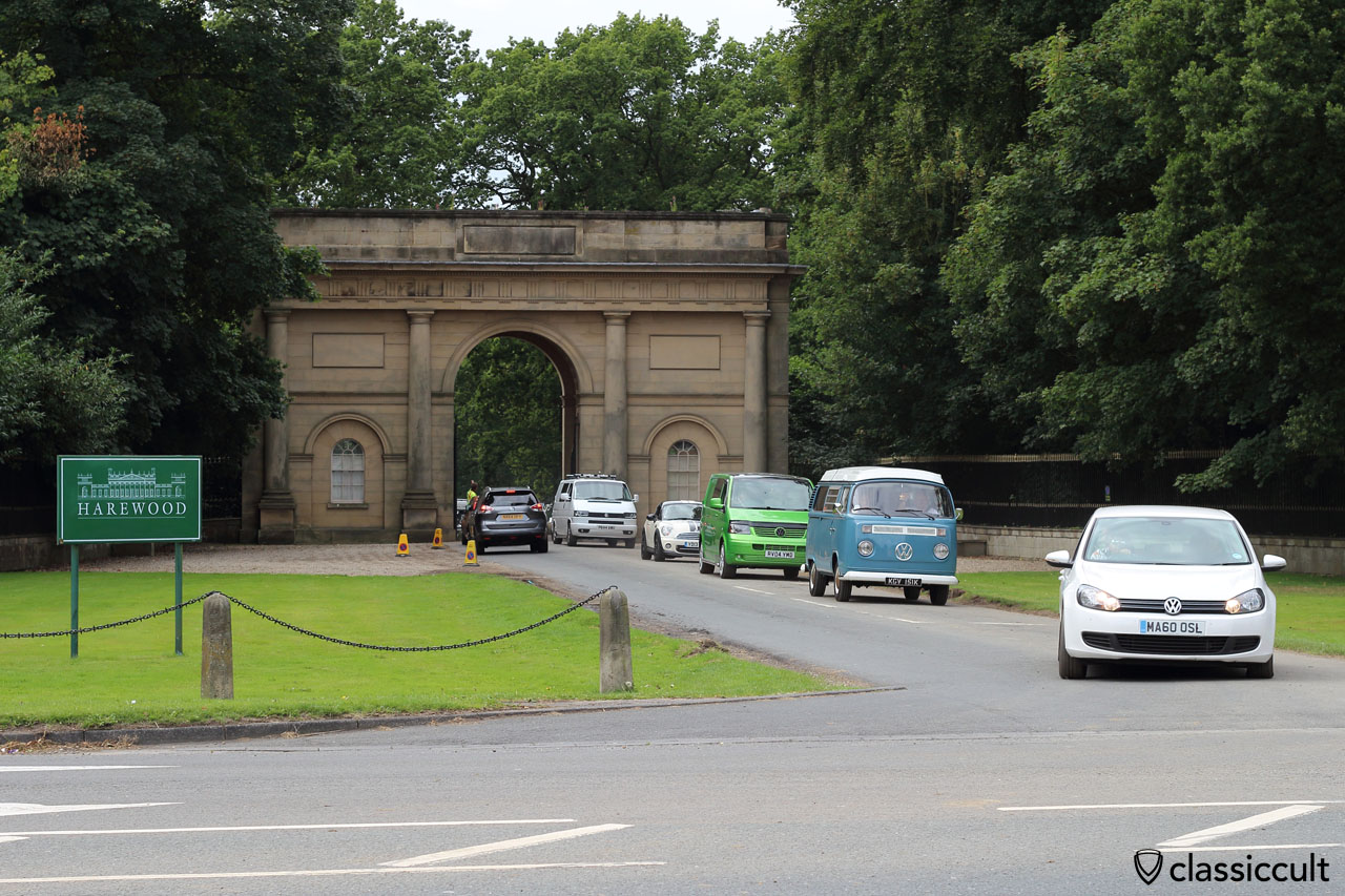 goodbye VW Festival #11, Harewood House, Leeds, United Kingdom, Sunday 16th August 2015, 1:45 p.m.