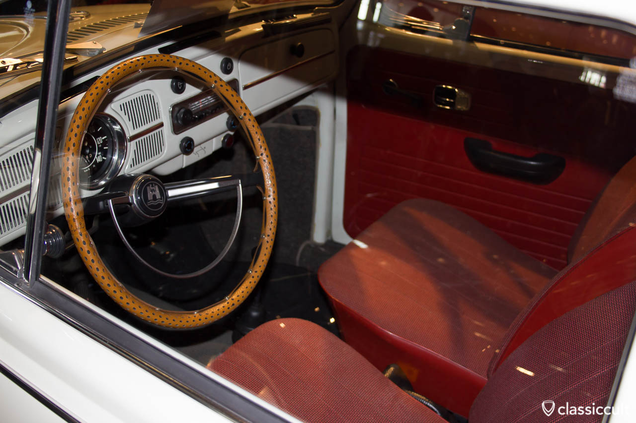 VW Kaefer wenig Kilometer und Originalzustand