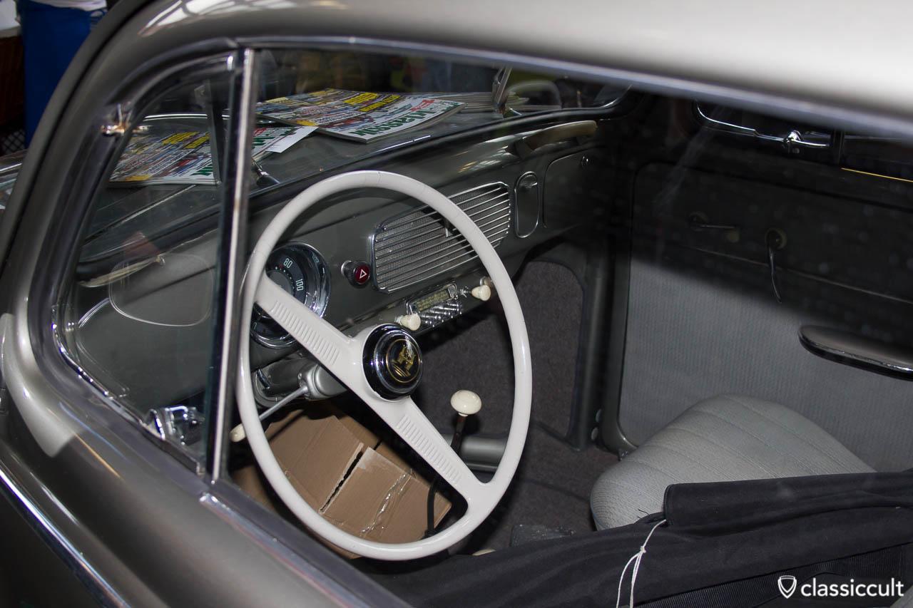 Guenther Jauchs VW Kaefer Ovali 1956