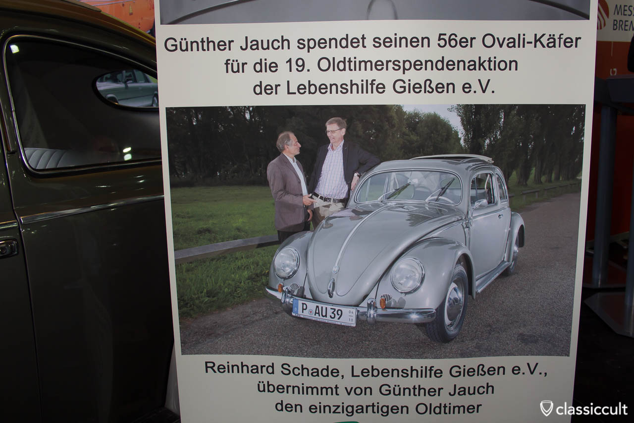 Guenther Jauchs VW Kaefer Ovali 1956