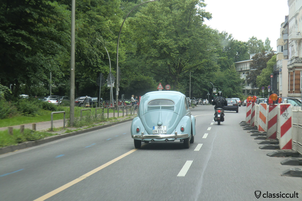VW Oval Bug Hamburg, 2014-06-01, 06:09