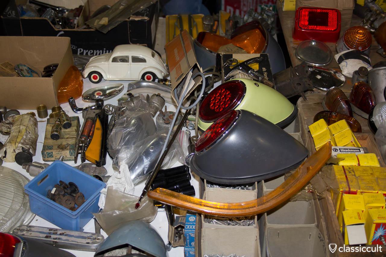 VW Ovali Teile