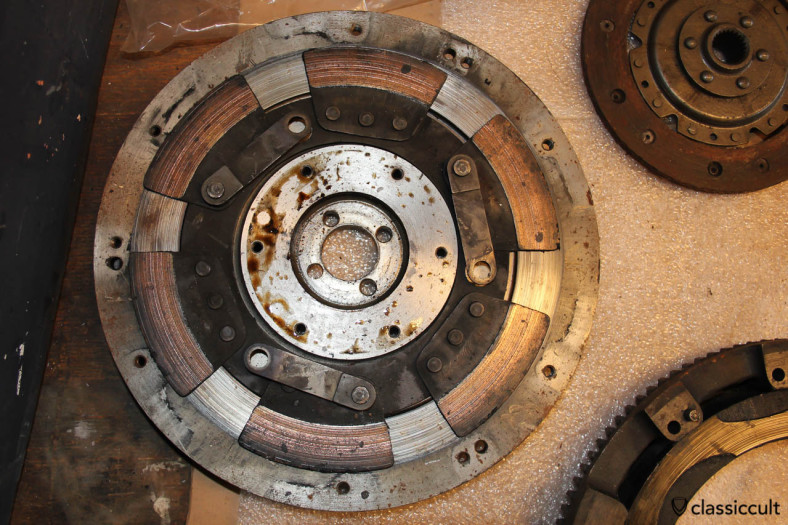 flywheel with centrifugal disc