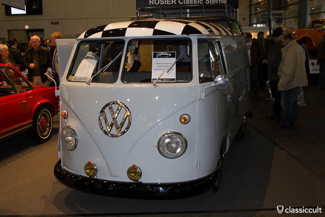 VW T1 Bus, Bremen Classic Motorshow 2013