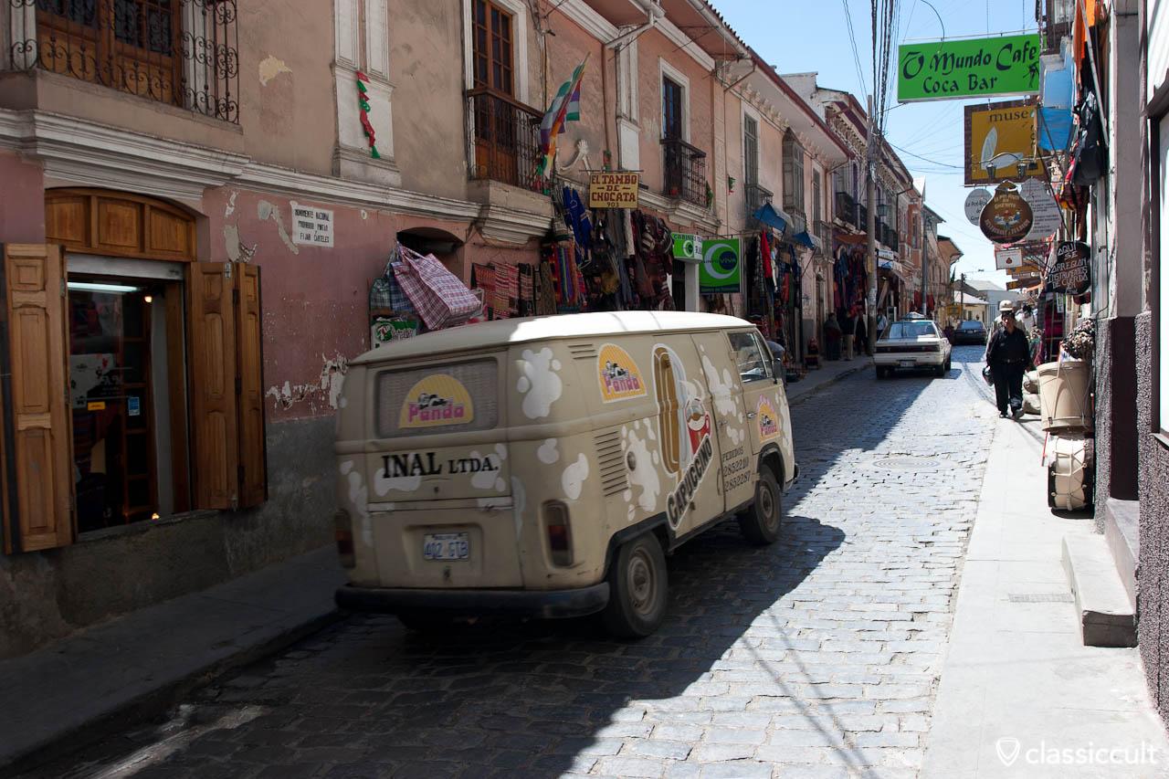 VW T2 Bus La Paz Bolivia