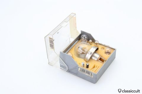German 12V bulb kit Bilux AS P45t