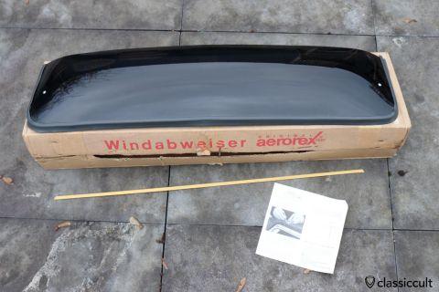 AEROREX Sunroof wind deflector VW Beetle 1303 NOS
