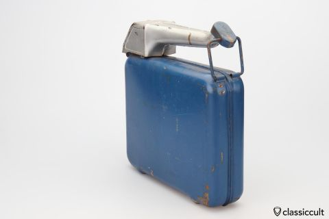 ALLBOY 5L reserve jerry gas can 1956