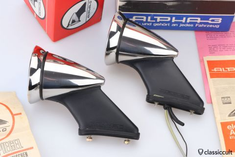 Alpha Talbot Sport mirrors Germany NOS