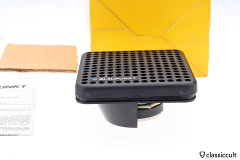 Blaupunkt door rear speaker 10cm NOS