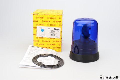Blue Bosch Rotary beacon RKLE 200 NOS