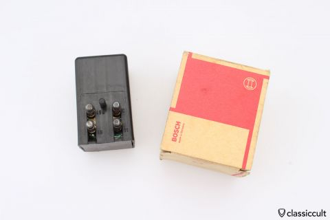 Bosch # 0335200008 flasher relay NOS