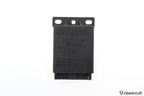 Bosch Tonfolgeschalter Relay 0335411015