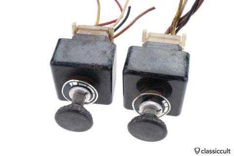 Bosch 0336920004 wiper pulse generator