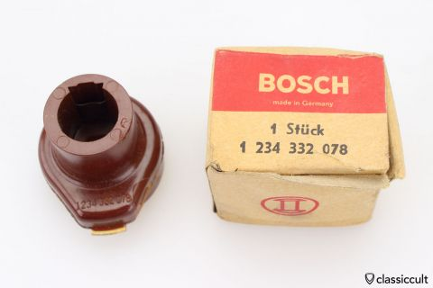 Bosch rotor arm # 1234332078 NOS