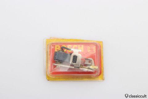 VW Bug 1969 Bosch contact 1237013057 NOS