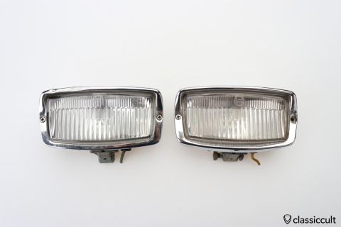 Bosch chrome fog lights 1305629067 K8234