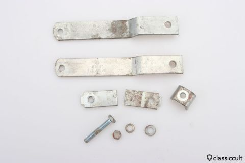 Bosch foglight brackets # 1321335002