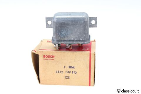 Bosch 24V Relay 85 86 87a 30 # 0332100012 NOS BOXED